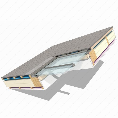 Conservation rooflight