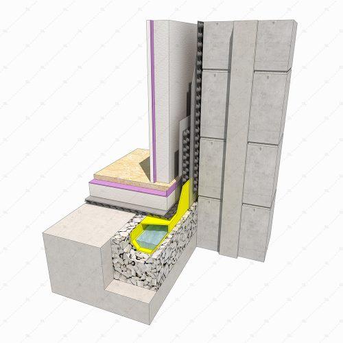 Existing Basement Detail thumb 3d