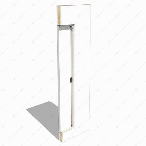 DL29 flush riser door BC1