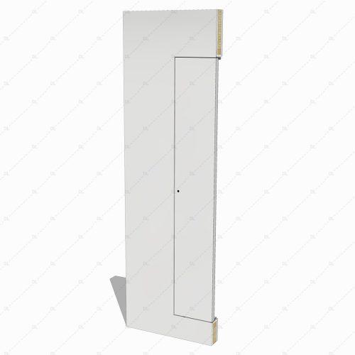 DL29 flush riser door BC2