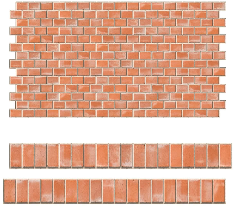 Header Stretcher Brick Bond