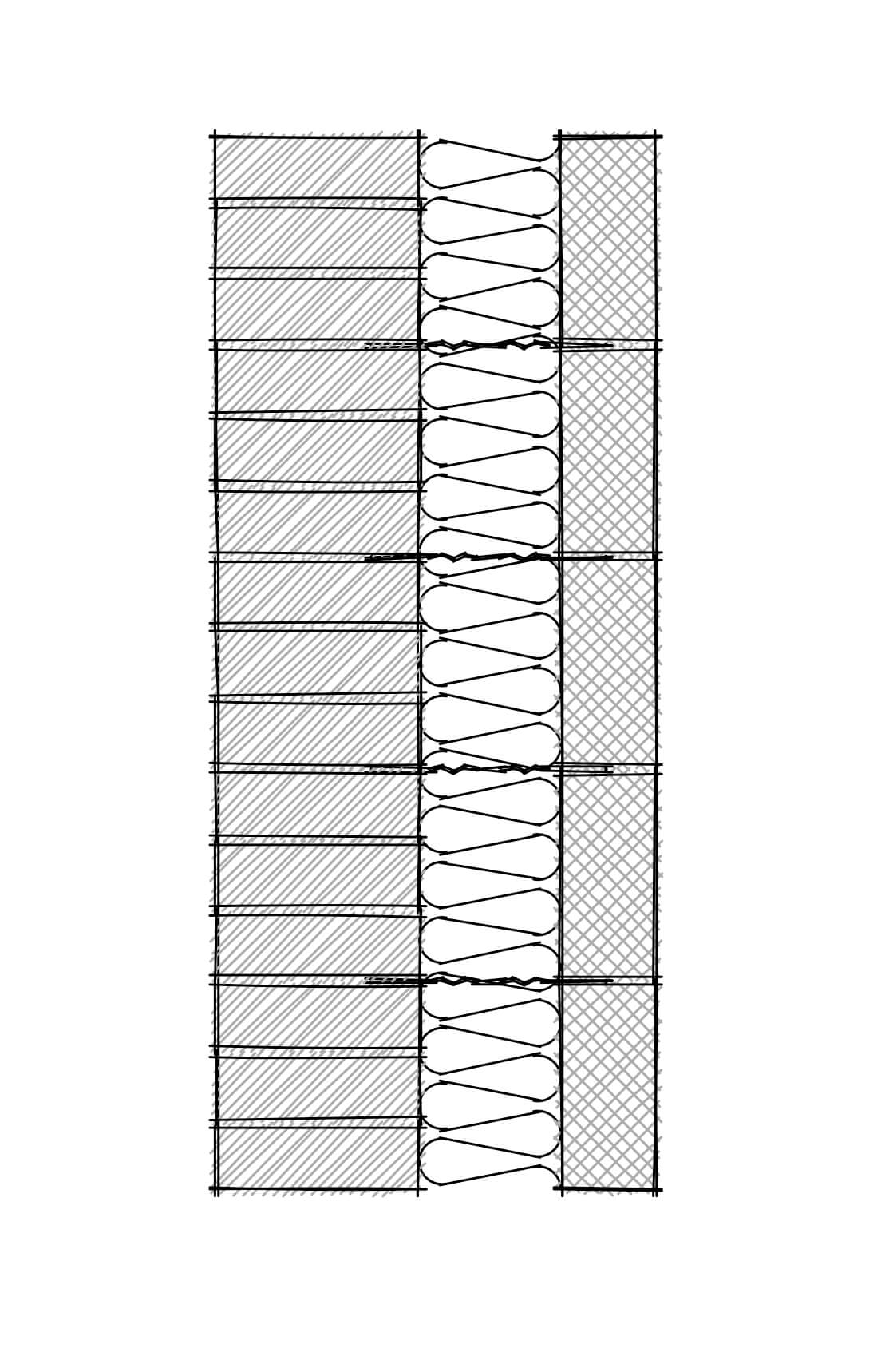 Wall Section- Header