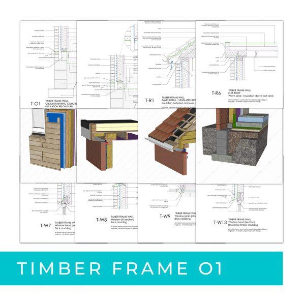Detail Pack Timber Frame